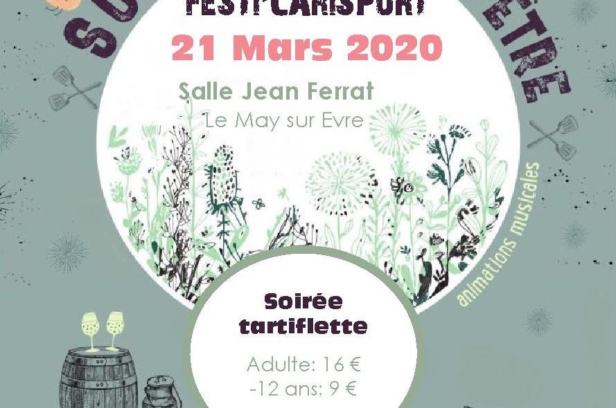AFFICHE FESTI CARISPORT 2020